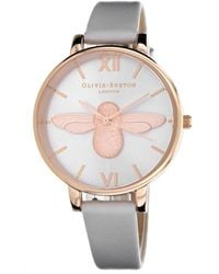 Olivia Burton Blush Sunray Watch - Multicolour