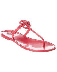 Tory Burch Mini Miller Sandal - Pink