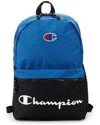 Champion Forever Champ The Manuscript Backpack - Blue