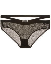 Kriss Soonik - Spiderweb Knickers - Lyst
