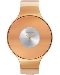 Calvin Klein Women's Seamless Watch - Multicolor