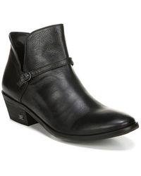 Sam Edelman Palmer Lug-sole Booties - Black