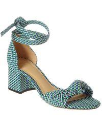 Alexandre Birman Kace 60 Sandal - Green