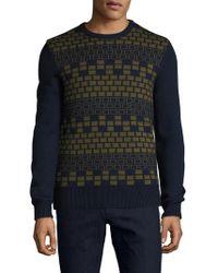 Mr Turk - Dashel Cotton Sweater - Lyst