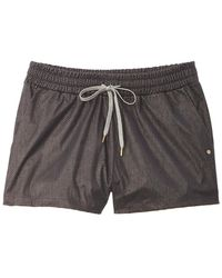 Hanro Short - Gray