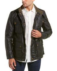 Belstaff Fieldmaster Jacket Colour: Black