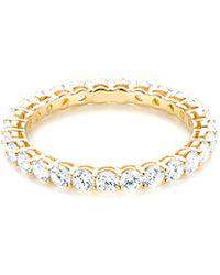 Diana M. Jewels - . Fine Jewelry 18k 0.78 Ct. Tw. Diamond Eternity Ring - Lyst