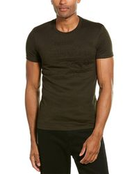 Superdry Embossed T-shirt - Green