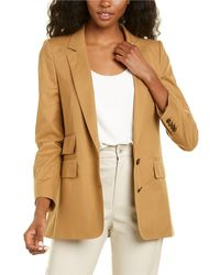 Max Mara Ronchi Jacket - Brown