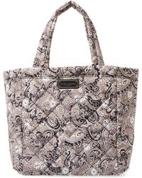 Marc Jacobs - Quilted Paisley Tote Bag - Lyst