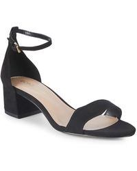 BCBGeneration - Farlyn Block Heel Sandals - Lyst