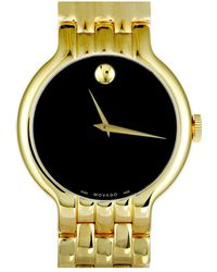 Movado - Men's Veturi Watch - Lyst