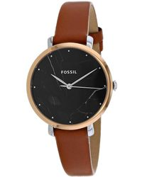 Fossil - Women's Jacqueline Watch - Lyst