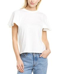 Joie Aeowin Top - White