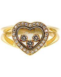 Chopard Chopard 18k 0.27 Ct. Tw. Diamond Ring - Metallic