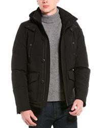 Moose Knuckles Jacket - Black