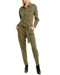 Current/Elliott The Mele Coverall - Green