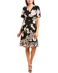 Donna Morgan A-line Dress - Black
