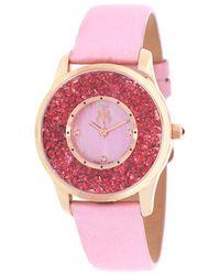 Jivago Brillance Watch - Pink