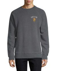 Deus Ex Machina - Graphic Sweatshirt - Lyst