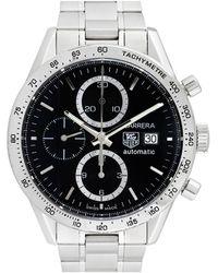 Tag Heuer Tag Heuer 2000s Men's Carrera Watch - Metallic