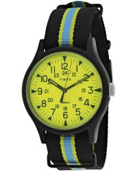 Timex Aluminum Watch - Multicolour