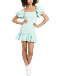 ATOIR Someone Like Me Mini Dress - Green