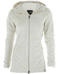 The North Face Osito Parka Jacket - White