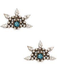DANNIJO - Astrid Stud Earrings - Lyst