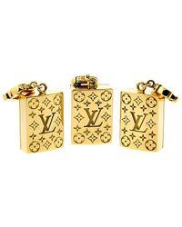 Louis Vuitton Louis Vuitton Limited Edition Mahjong Tile Gold Set - Metallic
