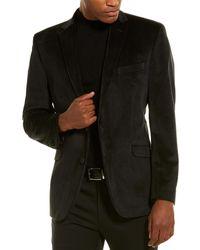 Kenneth Cole Reaction Dinner Jacket - Black