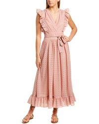 Robert Rodriguez Charlotte Maxi Dress - Pink