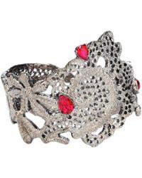 Oscar de la Renta - Ruby Lace Bracelet - Lyst