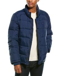 Tommy Hilfiger Ultra Loft Quilted Jacket - Blue