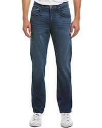 Hudson Jeans Byron Sable Straight Leg - Blue