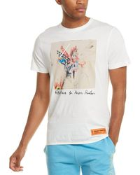 Heron Preston Robert Nava T-shirt - White