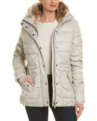 Barbour Langstone Quilted Jacket - Grey