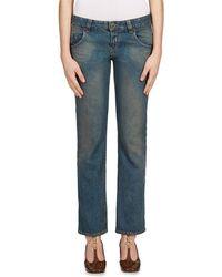 Chloé Straight-leg Pant - Blue