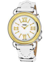 Fendi Selleria Ladies Watch - Metallic