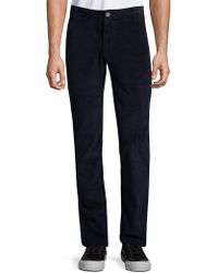 Vince Camuto - Stretch-cotton Trousers - Lyst