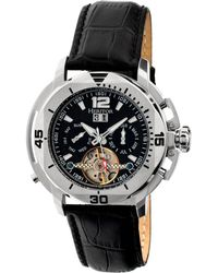 Heritor Men's Lennon Watch - Multicolor