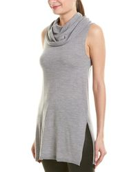 Alice + Olivia Sharron Wool & Cashmere-blend Sweater - Gray