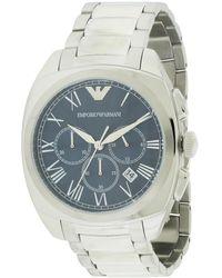 Armani Men's Stainless Steel Bracelet Watch - Metallic