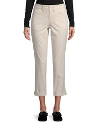 NYDJ - Relaxed Chino Trousers - Lyst