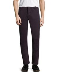 Jack Spade - 5-pocket Stonehill Slim Fit Pant - Lyst