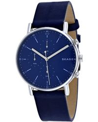 Skagen Men's Classic Watch - Blue