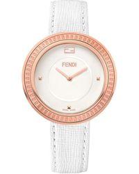 Fendi My Way Watch - Multicolor