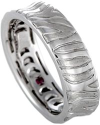 Roberto Coin 18k Ring - Metallic