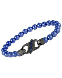 Stephen Webster - Silver 0.82 Ct. Tw. Sapphire Bracelet - Lyst
