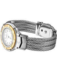 Charriol Celtic Diamond Watch - Metallic